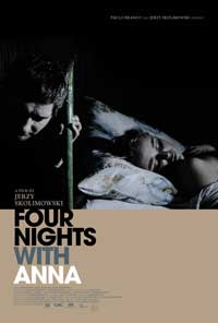 Four Nights with Anna - 43 x 62 Movie Poster - Bus Shelter Style A