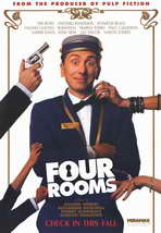 Four Rooms - 11 x 17 Movie Poster - Style B