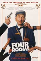Four Rooms - 27 x 40 Movie Poster - Style B