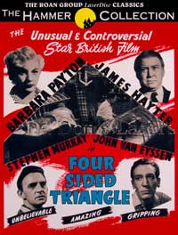 Four Sided Triangle - 11 x 17 Movie Poster - Style A