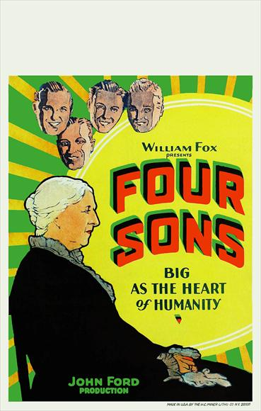 Four Sons movie