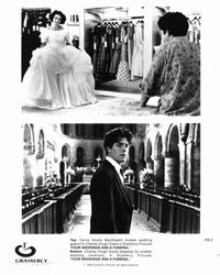 Four Weddings and a Funeral - 8 x 10 B&W Photo #2