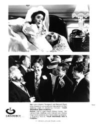 Four Weddings and a Funeral - 8 x 10 B&W Photo #3