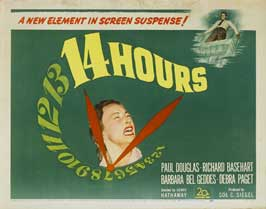 Fourteen Hours - 11 x 14 Movie Poster - Style A