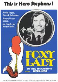 Foxy Lady - 11 x 17 Movie Poster - Style A