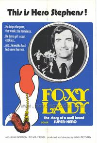 Foxy Lady - 43 x 62 Movie Poster - Bus Shelter Style A