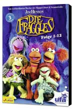 Fraggle Rock - 11 x 17 TV Poster - Germany Style A - Museum Wrapped Canvas