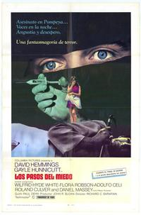 Fragment of Fear - 11 x 17 Movie Poster - Spanish Style A