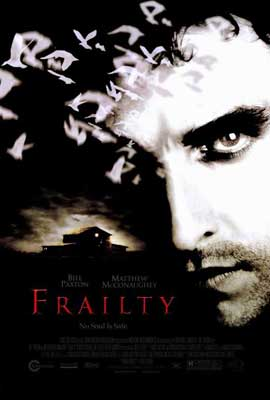Frailty - 27 x 40 Movie Poster - Style A