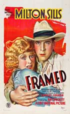 Framed - 27 x 40 Movie Poster - Style B