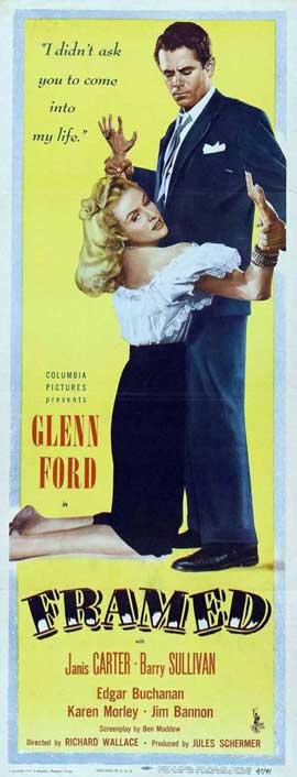 Framed - 14 x 36 Movie Poster - Insert Style B
