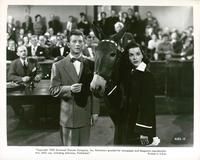 Francis Covers the Big Town - 8 x 10 B&W Photo #1