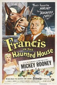 Francis in the Haunted House - 11 x 17 Movie Poster - Style A