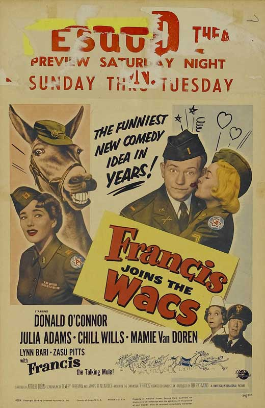 Francis Joins the WACS movie