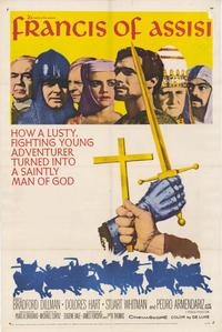 Francis of Assisi - 27 x 40 Movie Poster - Style A