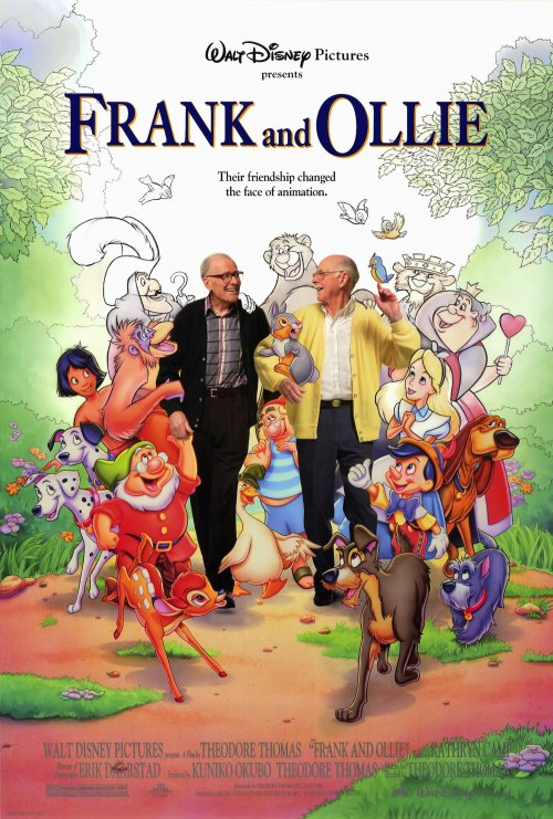 Frank And Ollie Movie Posters From Movie Poster Shop
