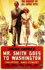 Frank Capra's Mr. Smith Goes to Washington - 11 x 17 Movie Poster - Style A