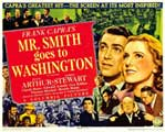 Frank Capra's Mr. Smith Goes to Washington - 30 x 40 Movie Poster - Style A
