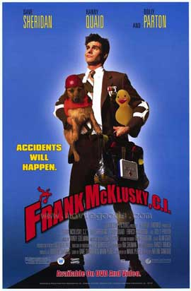 Frank McKlusky, C.I. - 11 x 17 Movie Poster - Style A
