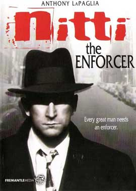 Frank Nitti: The Enforcer - 11 x 17 Movie Poster - Style A