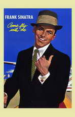 Frank Sinatra - 11 x 17 Movie Poster - Style A