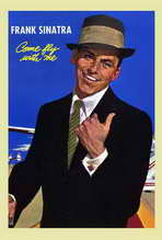 Frank Sinatra - 27 x 40 Movie Poster - Style A