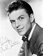 Frank Sinatra - Frank Sinatra Photograph with Signature