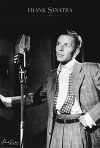 Frank Sinatra - 27 x 40 Movie Poster - Style B