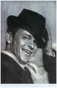 Frank Sinatra - 11 x 17 Movie Poster - Style D