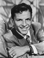 Frank Sinatra - Frank Sinatra with Arms Partially Crossed in Suit