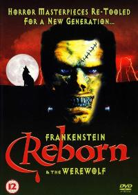 Frankenstein & the Werewolf Reborn! - 11 x 17 Movie Poster - UK Style A
