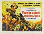 Frankenstein Conquers the World - 11 x 14 Movie Poster - Style A