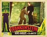 Frankenstein - 11 x 14 Movie Poster - Style D