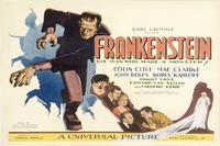 Frankenstein - 24 x 36 Movie Poster - Style A