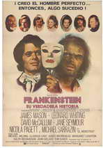 Frankenstein: The True Story - 27 x 40 Movie Poster - Spanish Style A