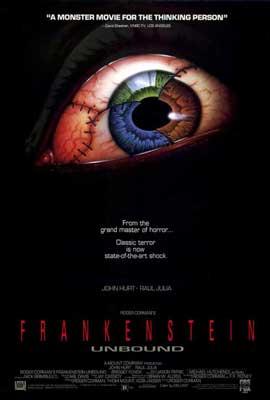 Frankenstein Unbound - 27 x 40 Movie Poster - Style A