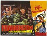 Frankenstein/Fists of Vengeance