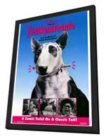 Frankenweenie - 27 x 40 Movie Poster - Style A - in Deluxe Wood Frame