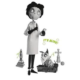 Frankenweenie - Giant Peel and Stick Wall Decals