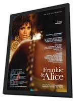Frankie and Alice - 11 x 17 Movie Poster - Style B - in Deluxe Wood Frame