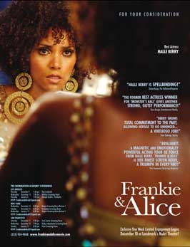 Frankie and Alice - 11 x 17 Movie Poster - Style B