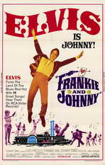 Frankie and Johnny - 11 x 17 Movie Poster - Style A