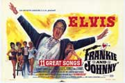 Frankie and Johnny - 27 x 40 Movie Poster - Foreign - Style A