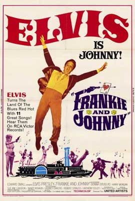 Frankie and Johnny - 27 x 40 Movie Poster - Style A