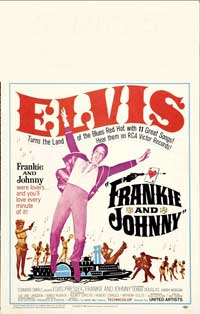 Frankie and Johnny - 14 x 22 Movie Poster - Style A