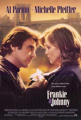 Frankie and Johnny - 11 x 17 Movie Poster - Style B
