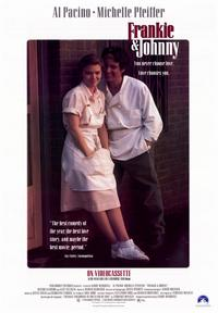 Frankie and Johnny - 43 x 62 Movie Poster - Bus Shelter Style A