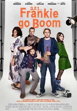 Frankie Go Boom - 27 x 40 Movie Poster - Style A