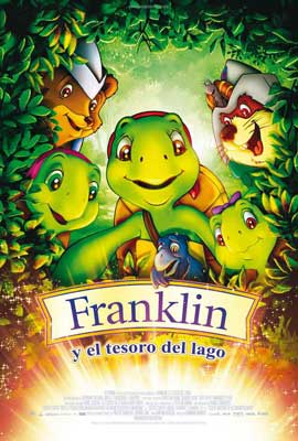 Franklin and the Turtle Lake Treasure - 27 x 40 Movie Poster - Spanish Style A