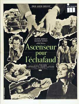 Frantic - 11 x 17 Movie Poster - French Style A